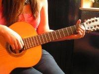 Bild zu Gitarrengruppe