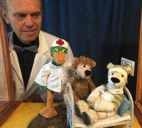 Bild zu Kindertheaterreihe: Ich mach dich gesund, sagte der Bär