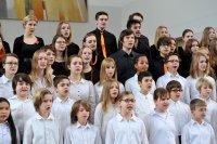 Bild zu Musikschule total: jungerChor nürnberg - Chorschule