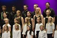 Bild zu Musikschule total: Jahreskonzert der Chorschule jungerChor nürnberg