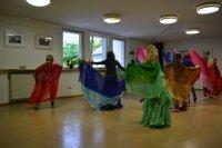 Bild zu Orientalischer Tanz und Yoga für Kinder ( ab 13 Jahre)