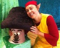 Bild zu Kindertheaterreihe: Purzeltraumtheater: Die Schildkröte hat Geburtstag