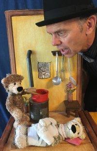 Bild zu Kindertheaterreihe: Theater Blinklichter: Ich mach dich gesund, sagte der Bär