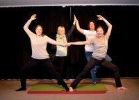 Bild zu Hatha-Yoga: Stress lass nach!