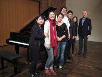 Bild zu Musik in Almoshof: Klaviersoirée mit Studentinnen und Studenten der Hochschule für Musik