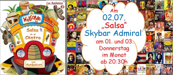 Skybar Nürnberg veranstaltungskalender