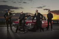 THE BLACK SORROWS (AU)