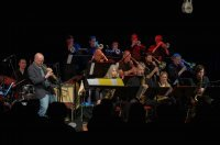 TIME BANDITS BIG BAND feat. KIM BARTH sax&flute
