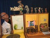 Bild zu Nürnberger Kindertheaterreihe: Ich mach dich gesund, sagte der Bär