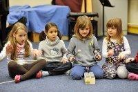 Bild zu Musikschule total: Konzert der Früherziehung