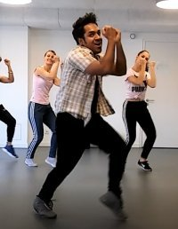 Bild zu Bollywood und Bhangra Tanzkurs