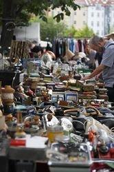 Bild zu Steinbühler Sonntagströdelmarkt