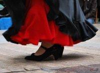 Bild zu Flamenco Tanzgruppe