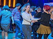 What the hell is a Ceilidh?