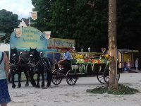 Bild zu Almoshofer Schlosskirchweih: Kirchweihcafé