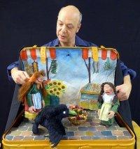 Bild zu Kindertheaterreihe: Die kleine Hexe – Ausflug mit Abraxas
