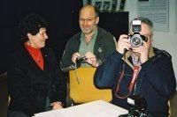 Bild zu Die Fotogruppe im Kulturladen Ziegelstein