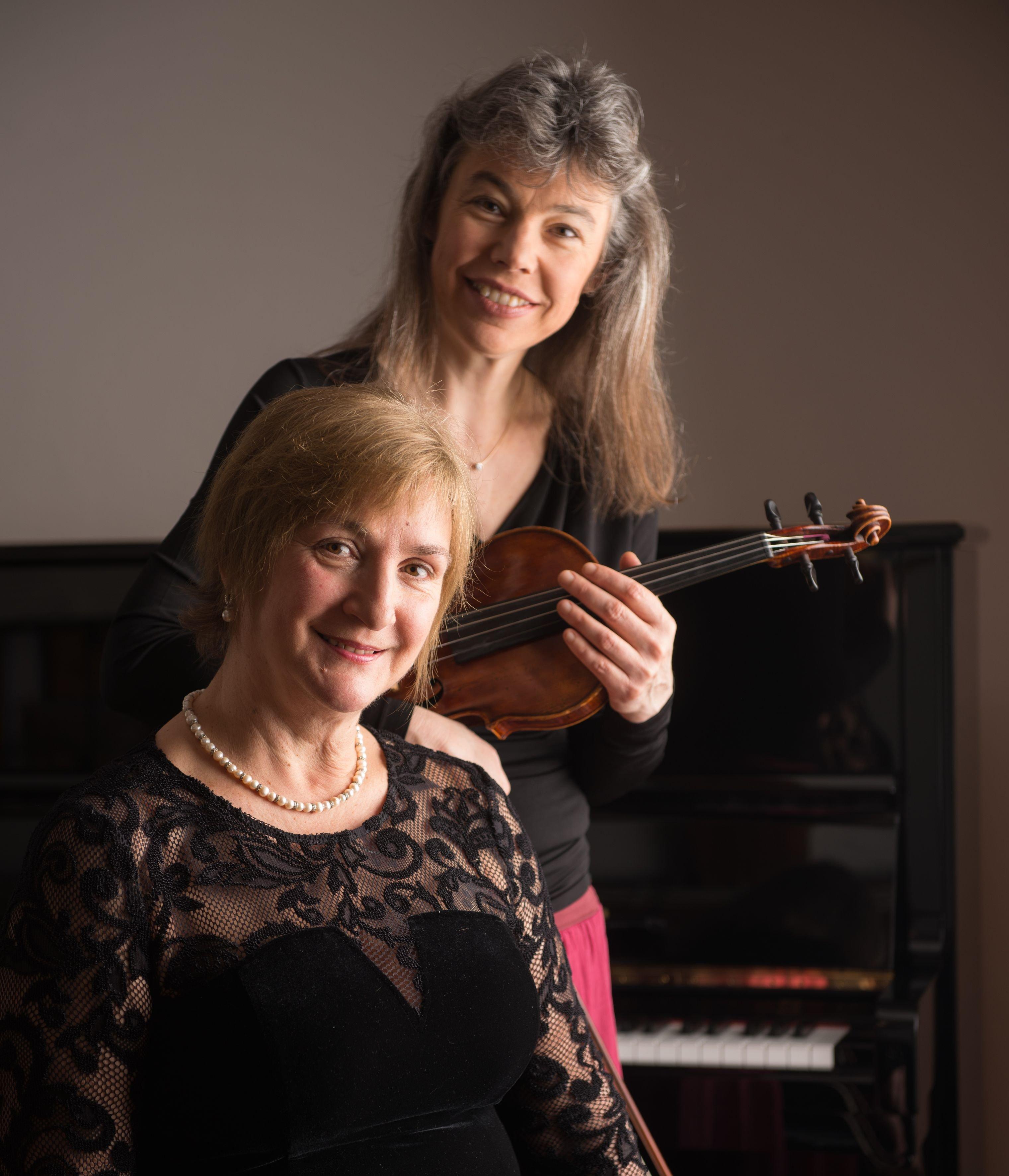 Sonatenabend für Violine und Klavier - © Michael Schober