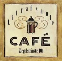 Café Litfaßsäule
