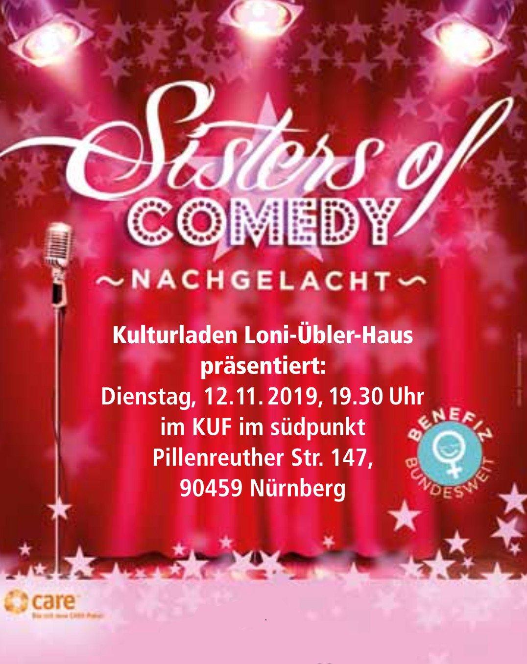Sisters of Comedy - © Veranstalter