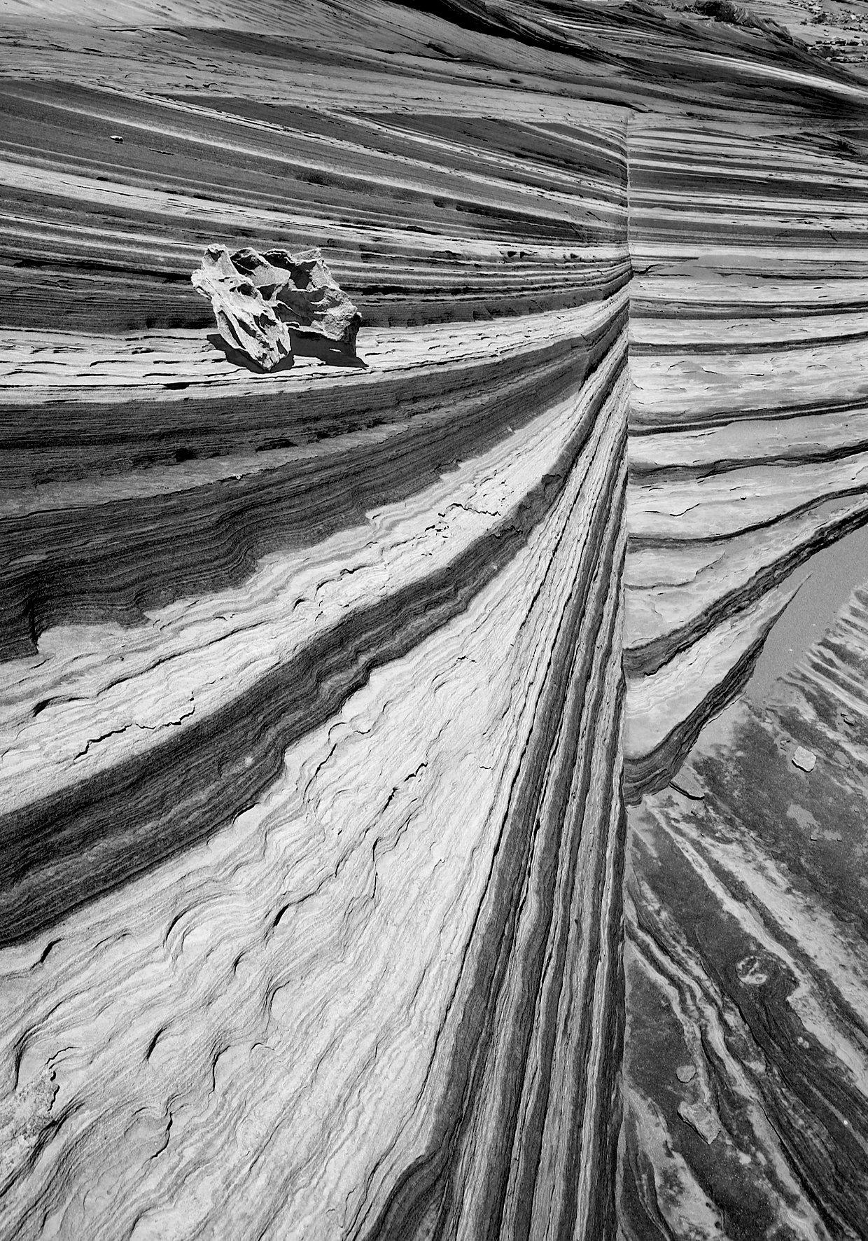 Vernissage Monochrome Bilderwelten - © Hannelore Lukhaup