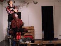Bild zu Kindertheater ums Eck: Theater Luftschloss - Monster und Mädchen