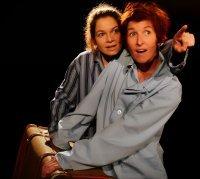 Bild zu Kindertheaterreihe: Improtheater Rollenrausch: Purzelbaum und Zauberstab
