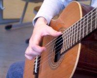 Bild zu Kammermusikabend mit I Musicini und dem Gitarrenensemble