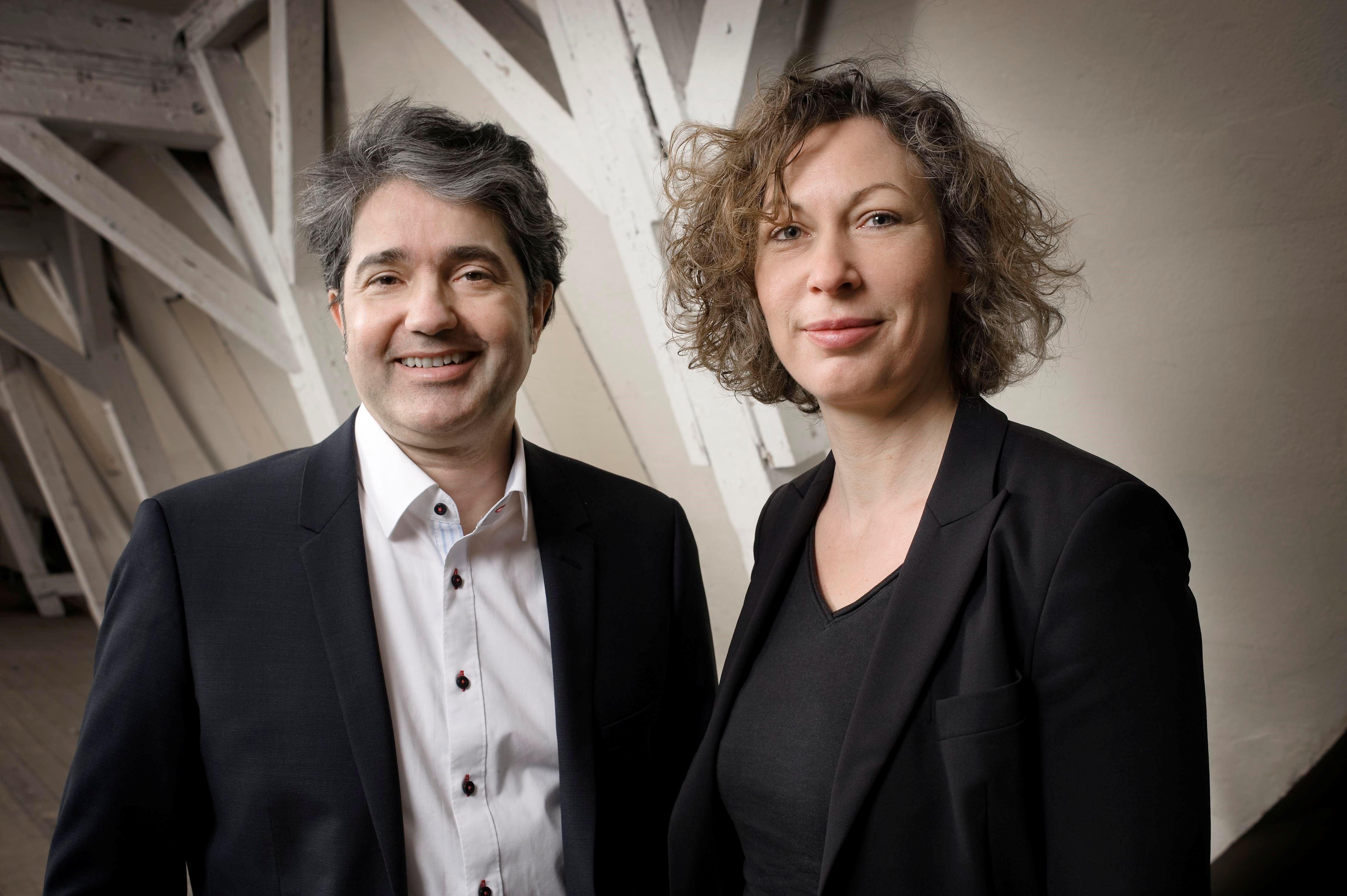 Südwest live: Bettina Ostermeier & Stefan Grasse: Brisas de Mar - © Gerd Grimm