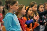 Bild zu jungerChor nürnberg: Adventskonzert der Kinderchöre