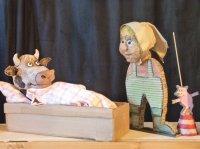 Bild zu Kindertheaterreihe: Eine Kuh namens Liesel