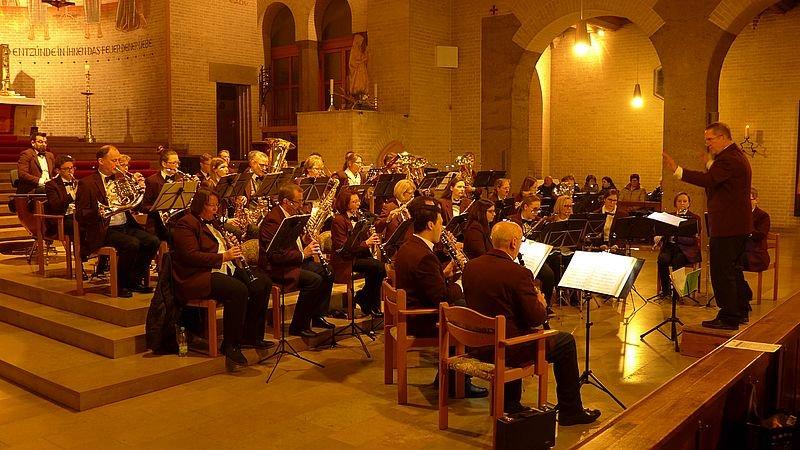 Weihnachtskonzert des Symphonischen Blasorchesters der Musikschule Nürnberg - © Hans Hassold