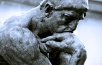 Philosophisches Nachtcafé: Manfred Huth: Gelassenheit - ein Sehnsuchtsbegriff unserer Zeit