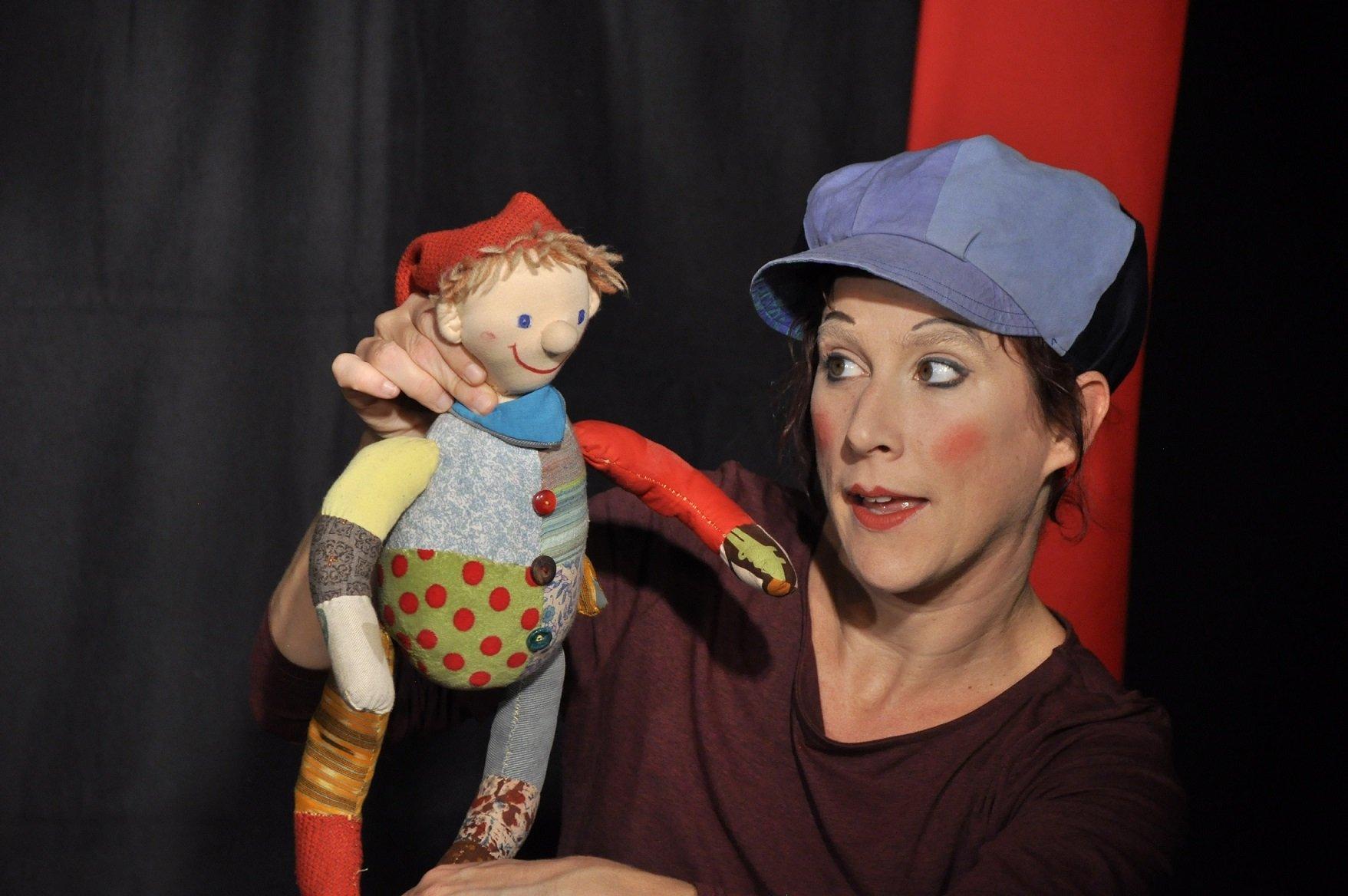 Kindertheater: Das kleine Lumpenkasperle - © Hannah Kimpel