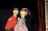 Bild zu Kindertheaterwoche: Puppentheater Gugelhupf: Das Krokodil im Entenweiher
