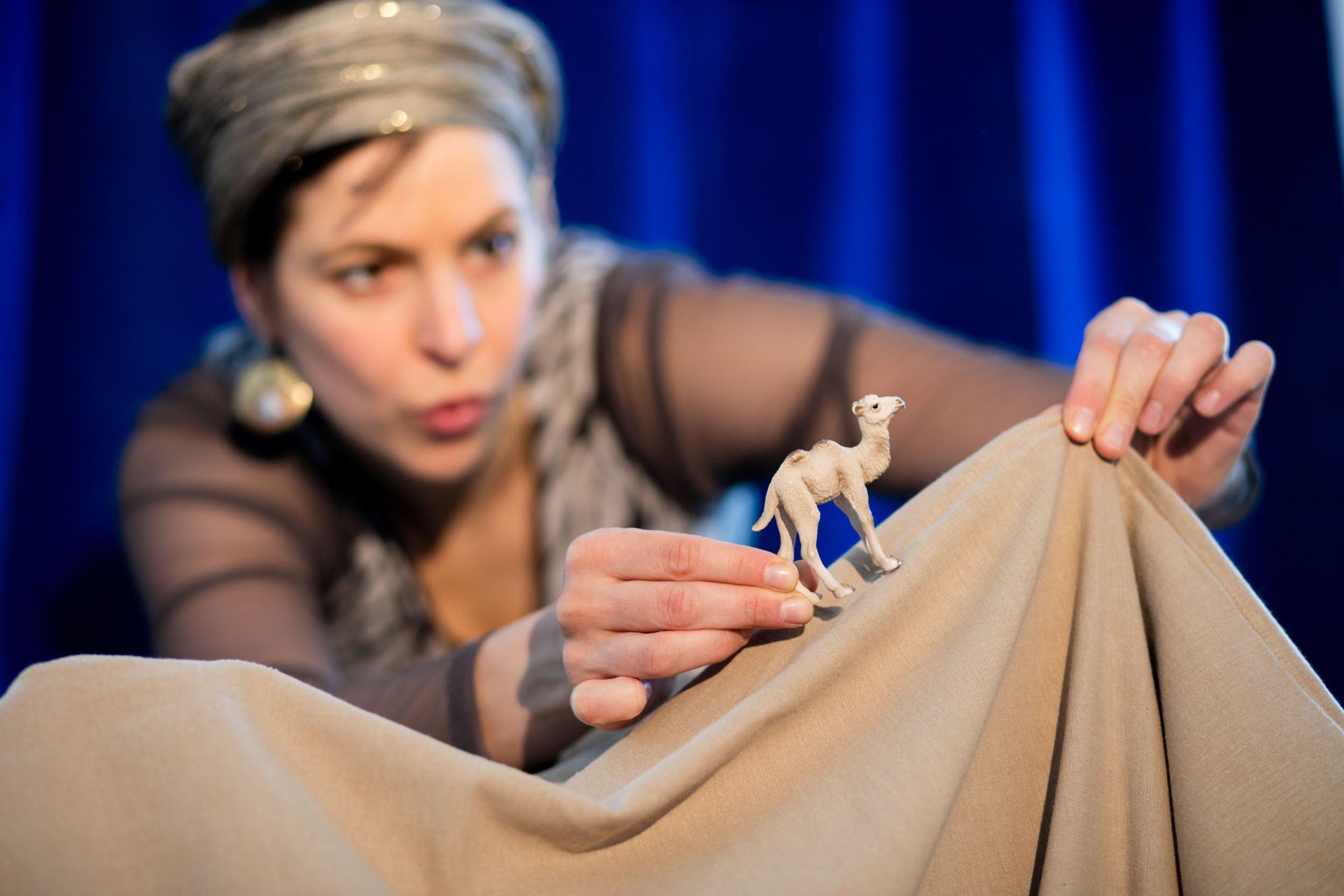 Kindertheaterreihe: Kalif Storch - © Christine Fiedler