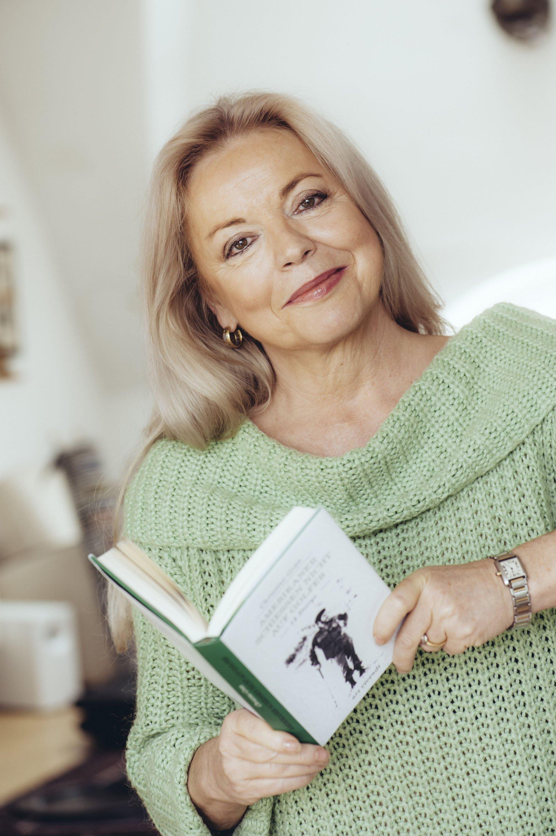 Christine Grän: Glück in der Steiermark - © Angelika Bardehle