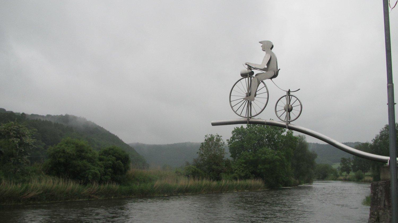 Von Franken entlang der Werra und Weser nach Bremen - © Bärbel Stadler