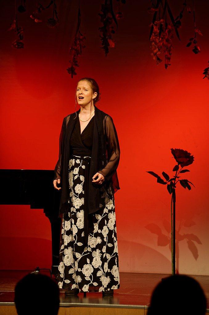 Eine singt alle - © Silke Schrape