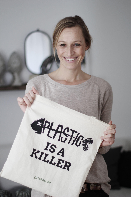 """Nadine Schubert: """"Noch besser leben ohne Plastik"""" - © Lea Schreiber"""