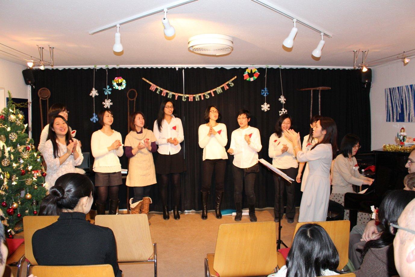 Japanische Frauenchorgruppe - © Yuko Yano