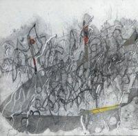 Bild zu Kunstausstellung: ÜBER LEBEN - ÜBERLEBEN - Vernissage