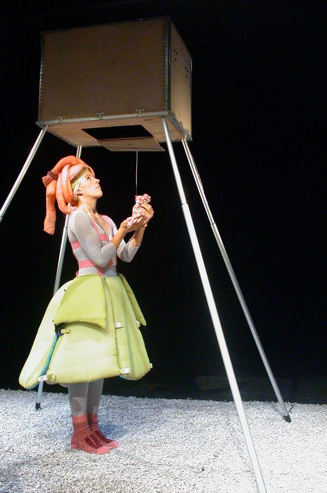 Nürnberger Kindertheaterreihe - © Mario Hohman