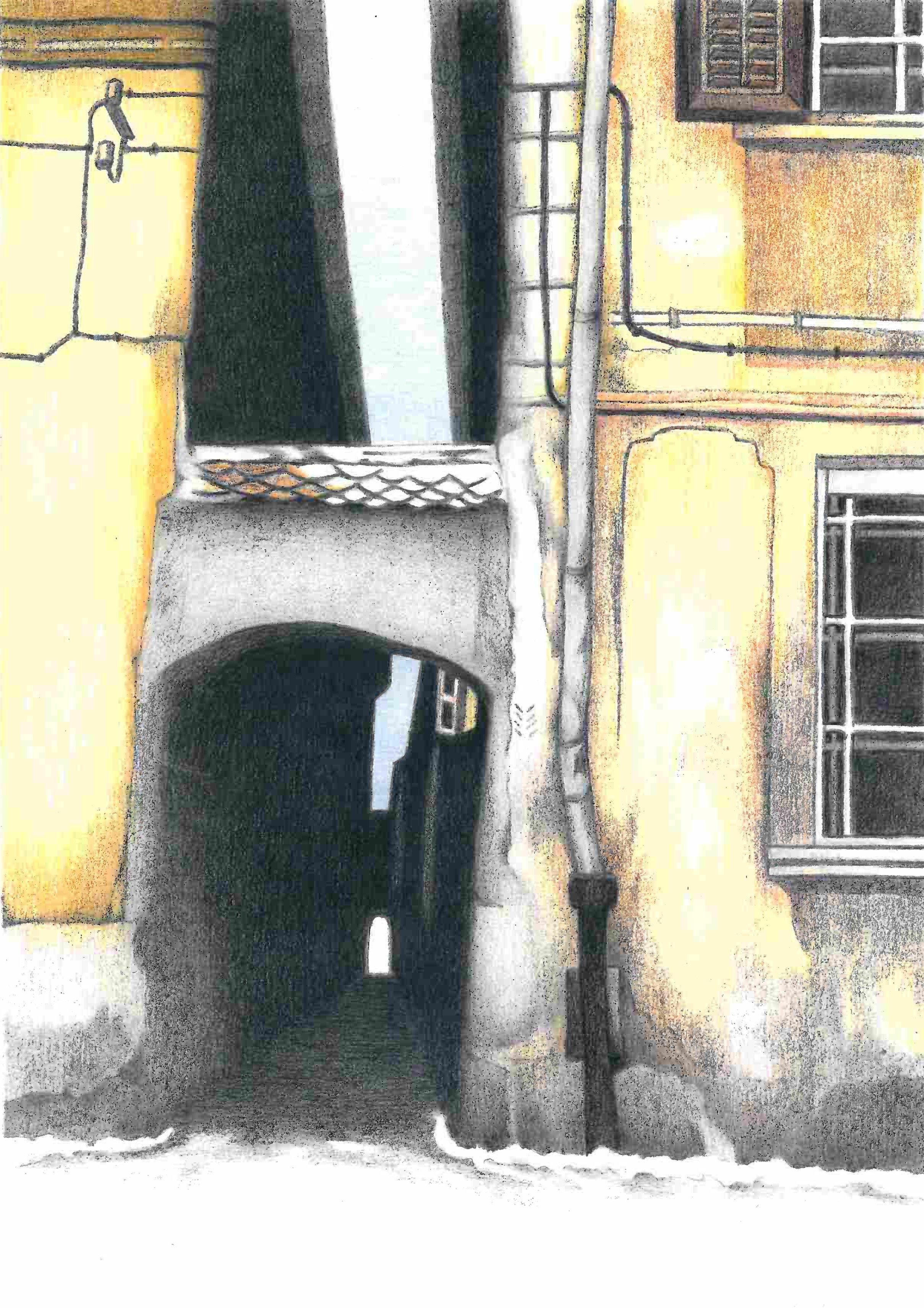 Ausstellung: Der andere Blick - Eine Reise durch die Welt der Zeichnung - © Robert Baloiu