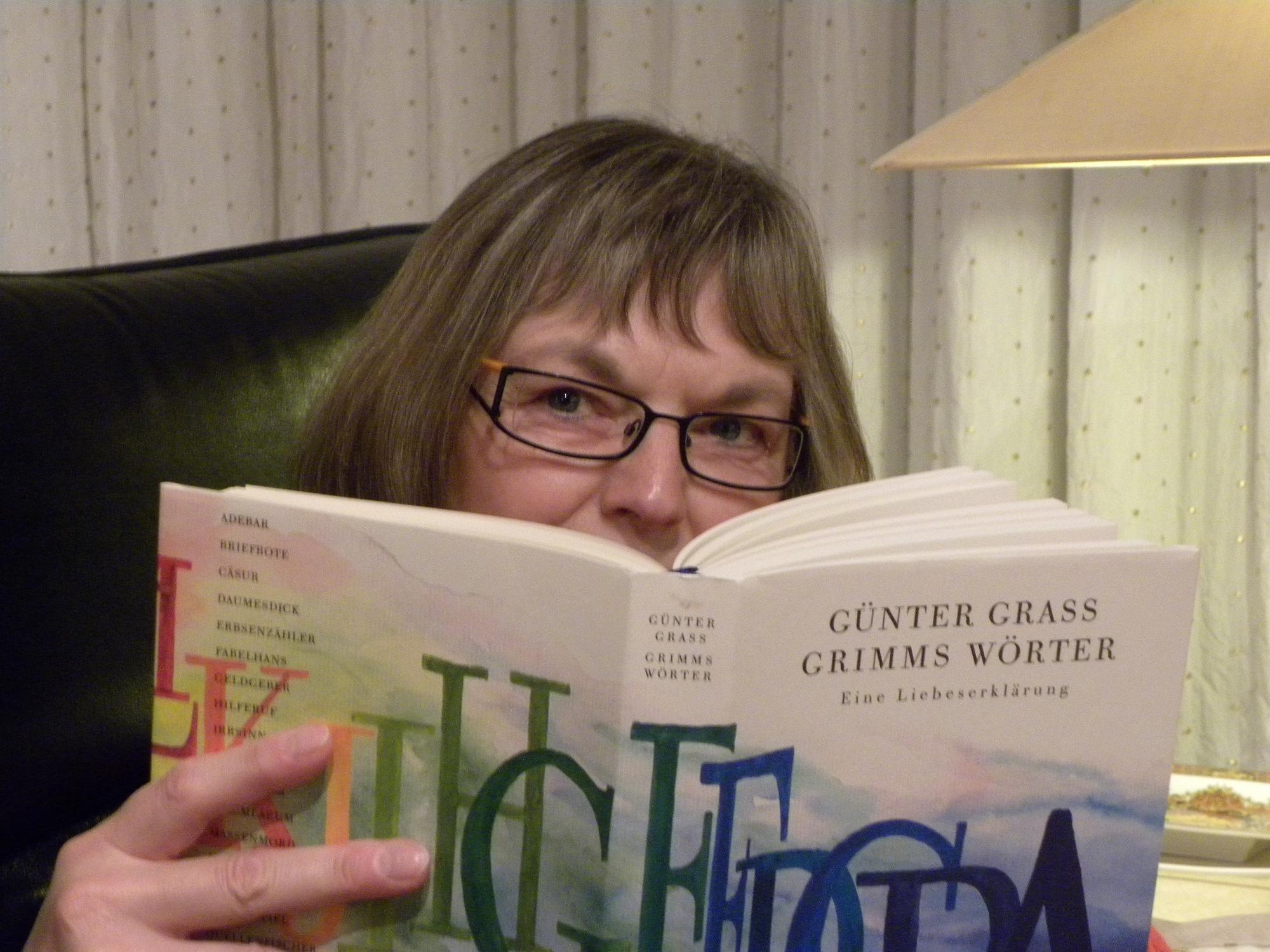 Literaturgenuss : Literaturgenuss mit Margit Begiebing - © Margit Begiebing