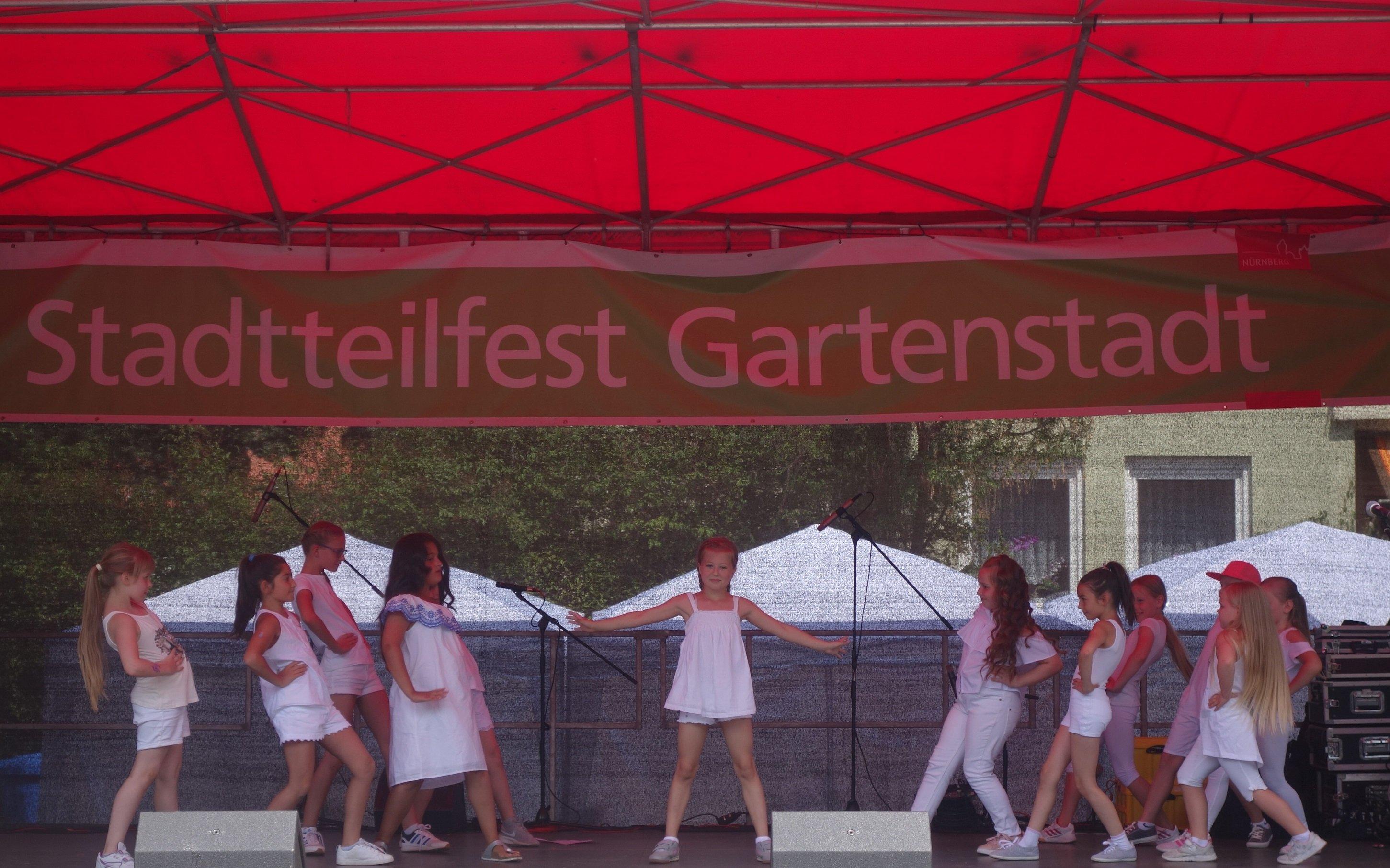 37. Stadtteilfest in der Gartenstadt - © Kulturladen Gartenstadt