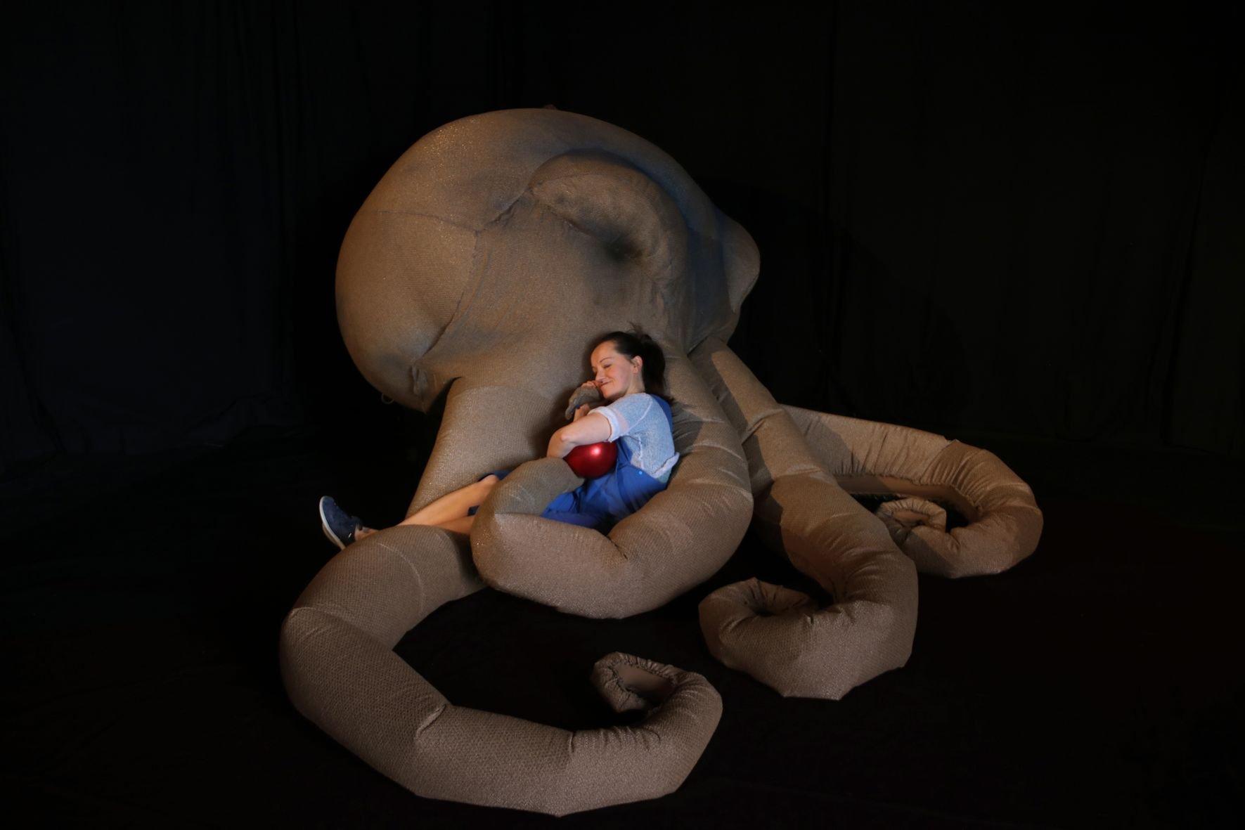 Kindertheater ums Eck: Wenn ich groß bin werde ich Seehund - © Theater Künstdünger