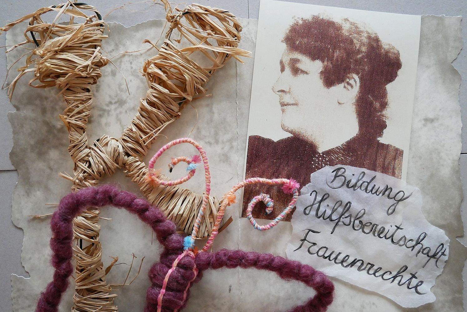 Ausstellung: Helene von Forster – Eine Frau, die (sich für) Frauen und Mädchen stark macht - © Patrizia Arrigo-Daumenlang
