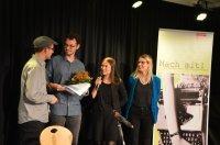 Bild zu 32. Literaturpreis der Nürnberger Kulturläden