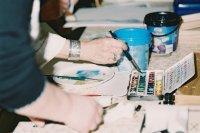 Bild zu Aquarell-Acryl-Pastell- und Zeichenkurs /  Der Kurs fällt von 17.3.,-19.4.2020 aus!!